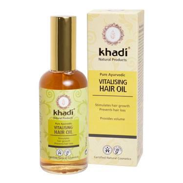 кади масло для волос витализирующее, 100 мл