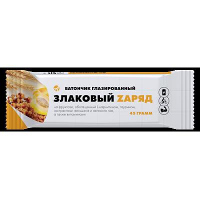"""Батончик """"Злаковый Zаряд"""", 45 г"""