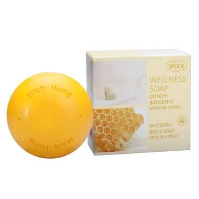 шпайк мыло «молочное с мёдом», 200 г