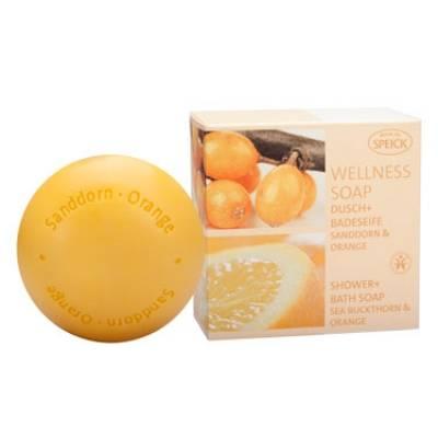 шпайк мыло «облепиха и апельсин», 200 г