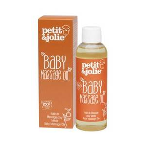 Массажное масло для младенцев «ПЭТИ ЖОЛИ», 100 мл