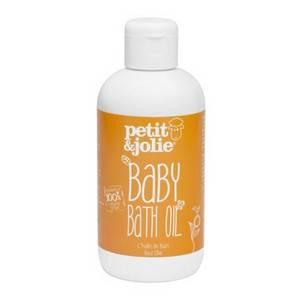 Масло для ванны для младенцев «ПЭТИ ЖОЛИ», 200 мл
