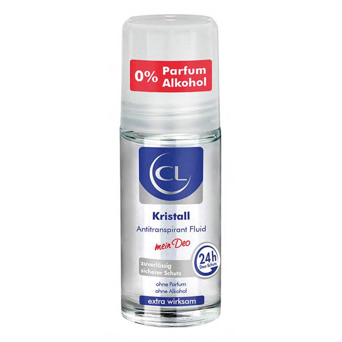 ЦЛ Шариковый дезодорант-антиперспирант «КРИСТАЛЛ», 50 мл