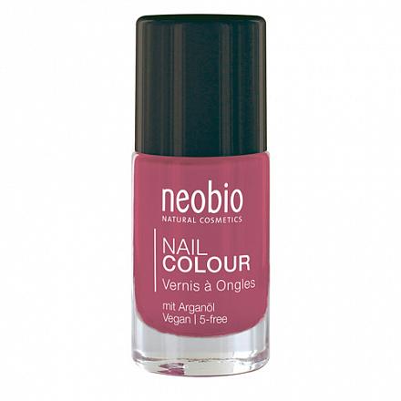 """Лак для ногтей №04 """"Нежный гибискус"""" NeoBio, 8 мл."""