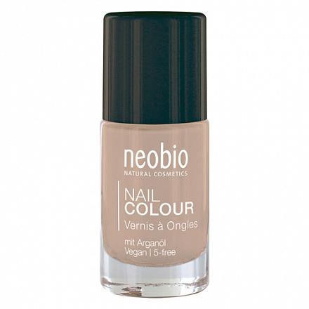 """Лак для ногтей №10 """"Идеальный телесный"""" NeoBio, 8 мл."""