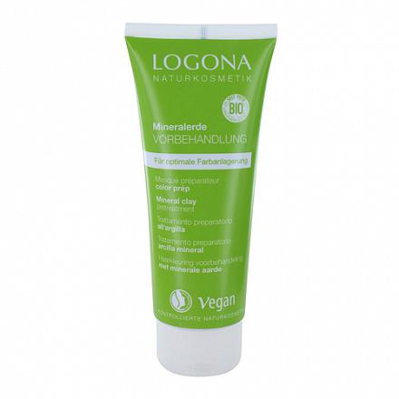 Средство для подготовки волос к окрашиванию Logona, 150 мл.