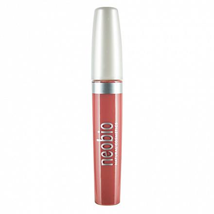 """Блеск для губ """"Тон 01 натурально-розовый"""" NeoBio, 8 мл."""