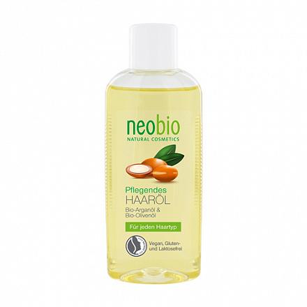 """Масло для волос """"Восстанавливающее"""" NeoBio, 75 мл."""