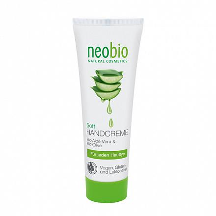 Смягчающий крем для рук NeoBio, 75 мл.