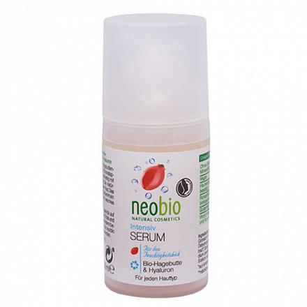 Интенсивная сыворотка для лица NeoBio, 30 мл.