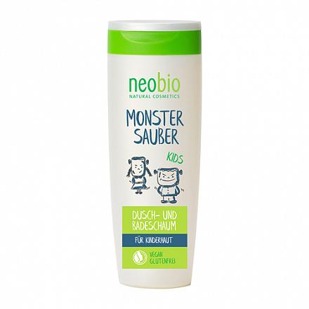 Гель-пена для ванны детская NeoBio, 250 мл.