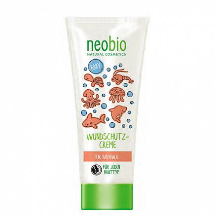 "Крем для младенцев ""Защита кожи в области пеленания"" NeoBio, 100 мл."