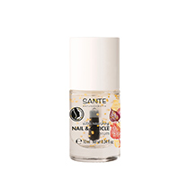"""Сыворотка для ногтей и кутикулы """"Интенсивное питание"""" Sante, 10 мл."""