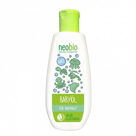 Масло для младенцев с Био-Календулой NeoBio, 200 мл.