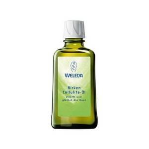 Березовое антицеллюлитное масло 100мл.