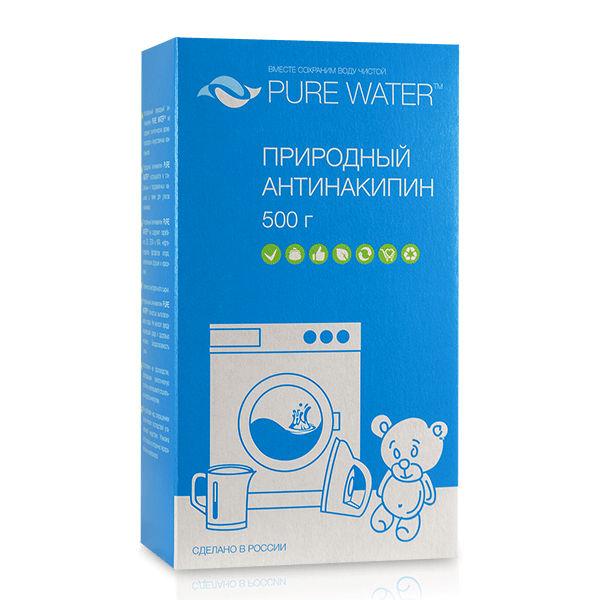 Антинакипин природный Pure Water 500 г