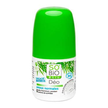 СОБиО Дезодорант для нормальной кожи «БАМБУК», 50 мл