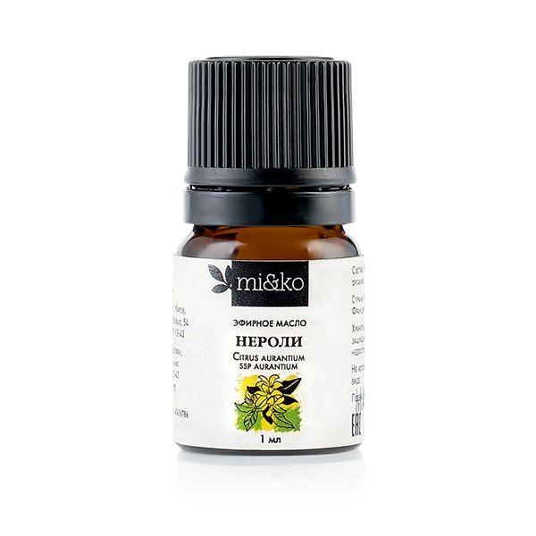 Эфирное масло Нероли 1 мл, органик