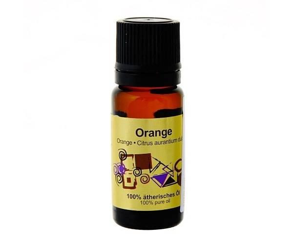 Эфирное масло Апельсин сладкий, 10 мл.