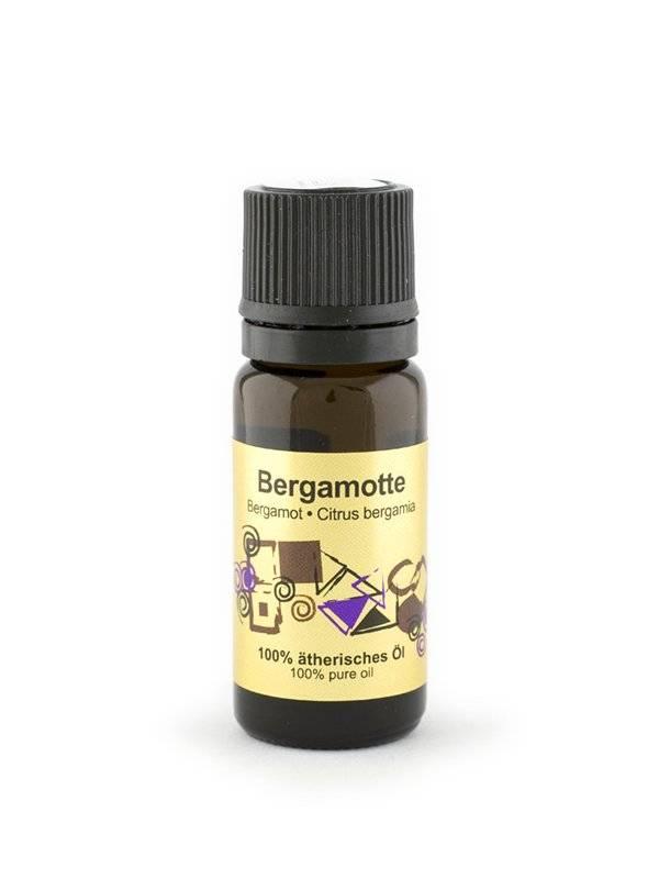Эфирное масло Бергамот, 10 мл.