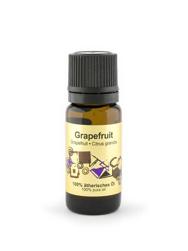 Эфирное масло Грейпфрут, 10 мл.