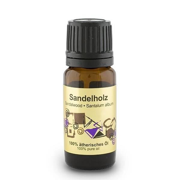Эфирное масло Сандал, 1 мл.