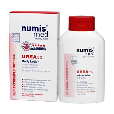 НУМИС МЕД Сливки для тела с 5 % мочевиной, 300 мл
