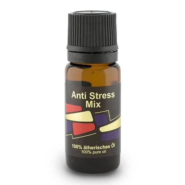 """Смесь эфирных масел """"От стресса"""", 10 мл."""