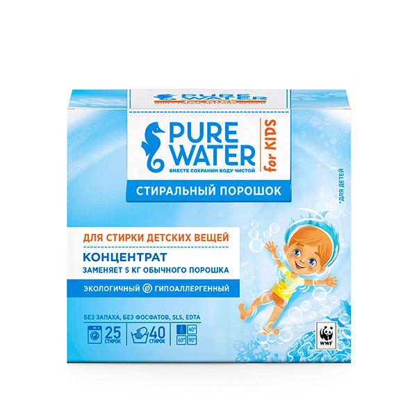 Стиральный порошок для детского белья Pure Water 800г